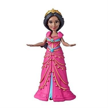 Disney Princess Disney Princess Aladdin Mini Film Figür Jasmine Pink Renkli